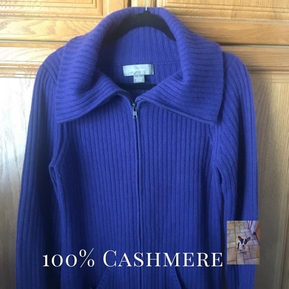 ply cashmere Sweaters - Woman's cashmere cardigan size L ❣️(D)